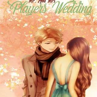 Ebook : Mr and Mrs Players Wedding by Meliza Caterin