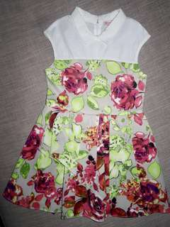 Girls Pre-loved GingerSnaps dress
