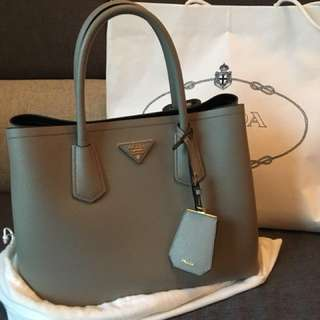 Markdown- Prada Cuir Double bag