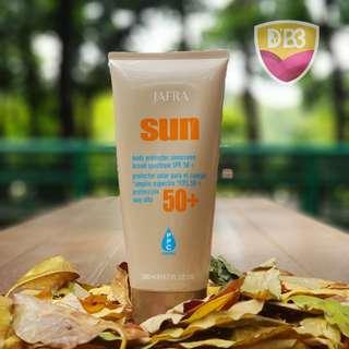 Body protector sunscreen spf 50