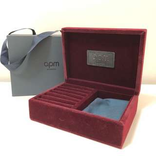 APM Monaco Jewlery box 首飾盒