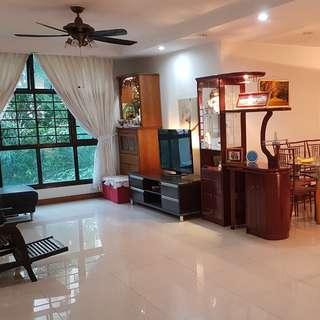 HDB 5-A Premium Apt near Bt Panjang MRT