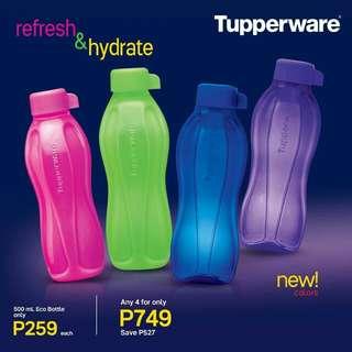 Tupperware Brand Eco Bottle
