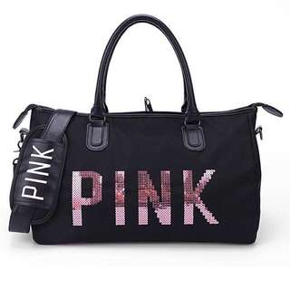 Victoria's Secret Luggage Bag