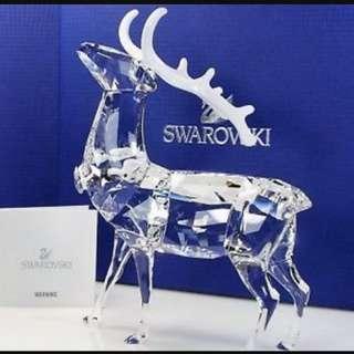 Swarovski - Christmas Stag #1133076