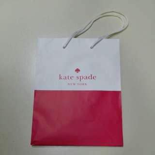 Paper Bag by Kate Spade