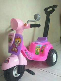 #MakinTebel scooter anak dorongan