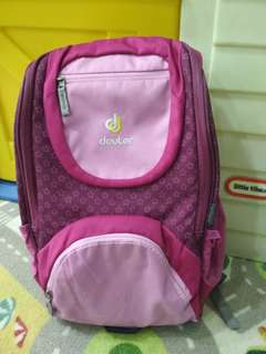 Dueter School Bag