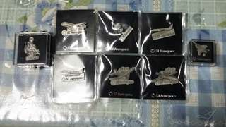 ST aerospace pins