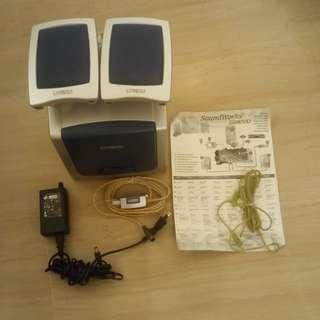 PC speakers, multimedia