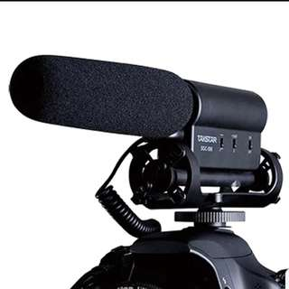 (For rental) Directional, wireless and condenser microphone