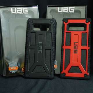 Iphone X 7 8 Plus Note 8 UAG Monarch Armour Protection Case