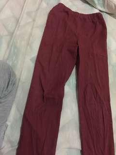Cotton Pants - Celana Katun