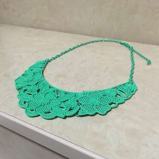 Turquoise Mint Necklace