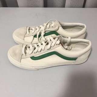 Vans Jolly Green stlye 36 10US