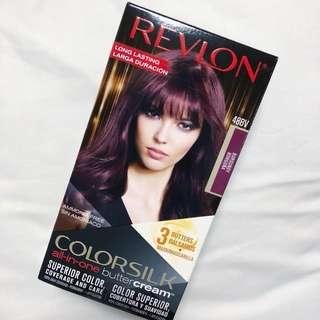 Revlon Colorsilk Buttercream Hair Dye in Burgundy
