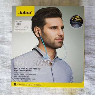 Jabra Halo Smart Wireless Stereo Earbuds