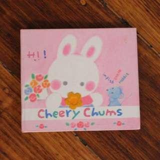 Cherry Chums Address Book