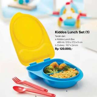 KIDDO LUNCH SET