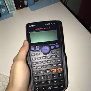 Casio Calculator FX-96SG PLUS