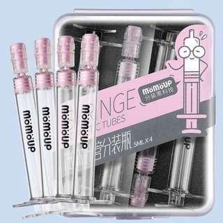 MoMoUp Syringe Cosmetic Tube