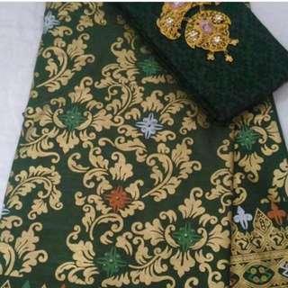 Kain Batik Prada Setelan Kain Embos