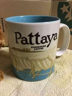 Pattaya Global Icon Mug Starbucks