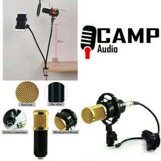 Camp audio mic Bm 800