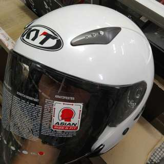 Kyt helmet Hellcat single visor