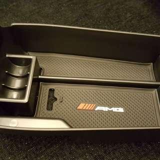 Benz賓士W204中央扶手置物盒