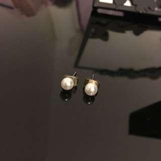 全新珍珠耳環 💌包郵
