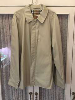 Men Burberry Coat