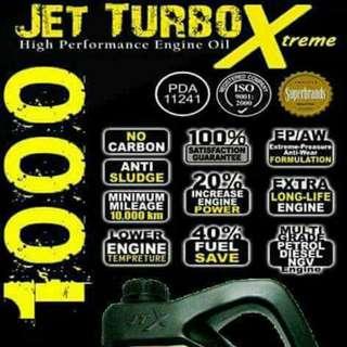 Minyak Hitam JTX
