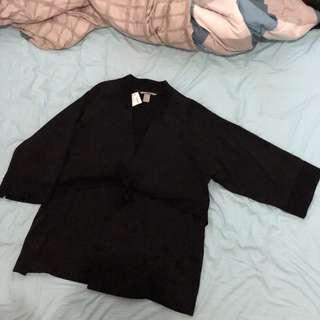 H&M kimono blazer bigsize