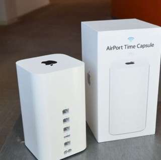 Apple time capsule 2TB (NAS)