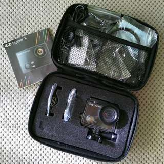 REXSO EXPLORER K ACTION CAMERA
