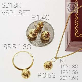 Set jewelries