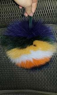 Fendi fox Pom Pom