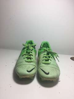 Nike Green Football Boots (USED)