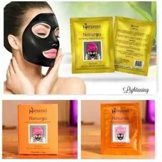 Masker naturgo hanasui 1box