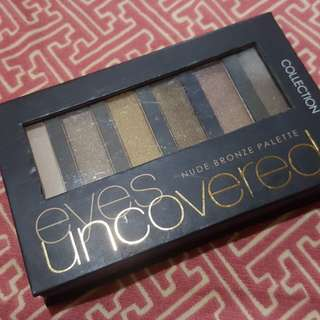 COLLECTION Eyes Uncovered Nude Bronze Palette