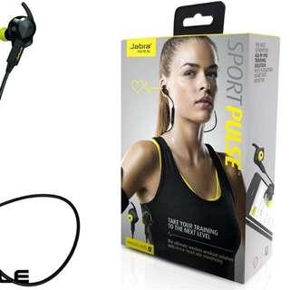 運動藍牙耳機🎧Jabra Sport Pulse Bluetooth Wireless Headset