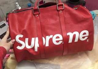 New Supreme LV Duffle Bag