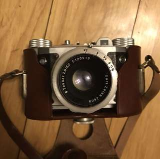 ALTISSA ALTIX Film Camera