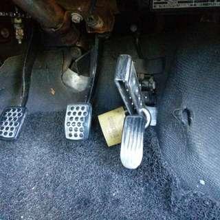 Padel lock