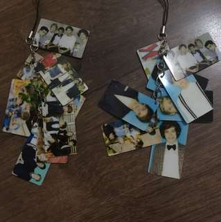 One direction keychain