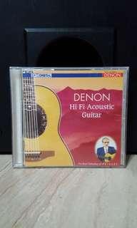 Denon Hifi Acoustic Guitar