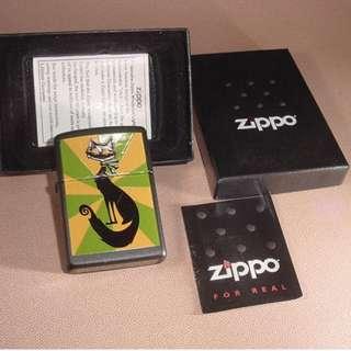 美國 Zippo 打火機20835 The Kat❤️新春抽獎禮物