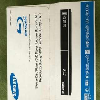 Samsung Blu-ray Disc player/ DVD player