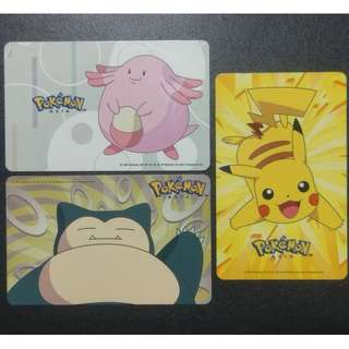 BN Ezlink Card - Pokemon Asia